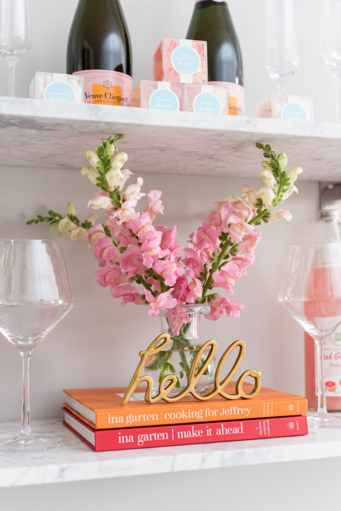 home, decor, shelving, summer, spring, transition