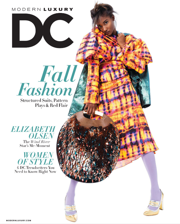 dc, dc modern luxury, modern luxury, september issue, women of style, dc style, greg powers