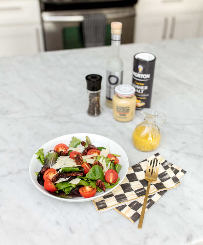 weeknight recipes, champagne vinaigrette, salad dressing, recipe, recipes, ina garten, vinaigrette