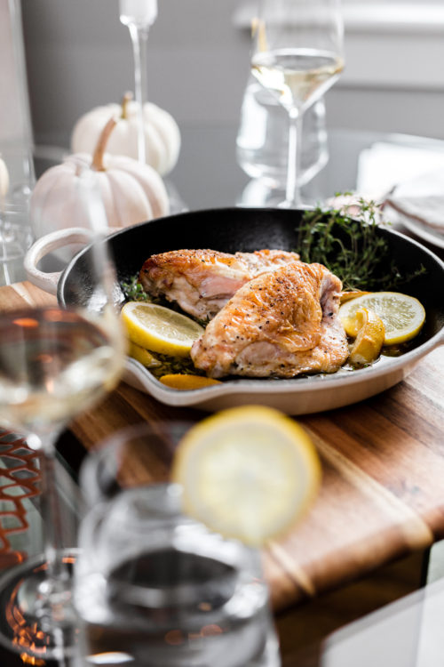 lemon chicken, ina garten, recipes, weeknight dinner, best chicken recipe