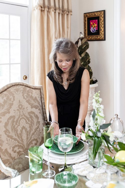 hostess, entertaining, dinner party, table setting, tablescape, how to, q&a