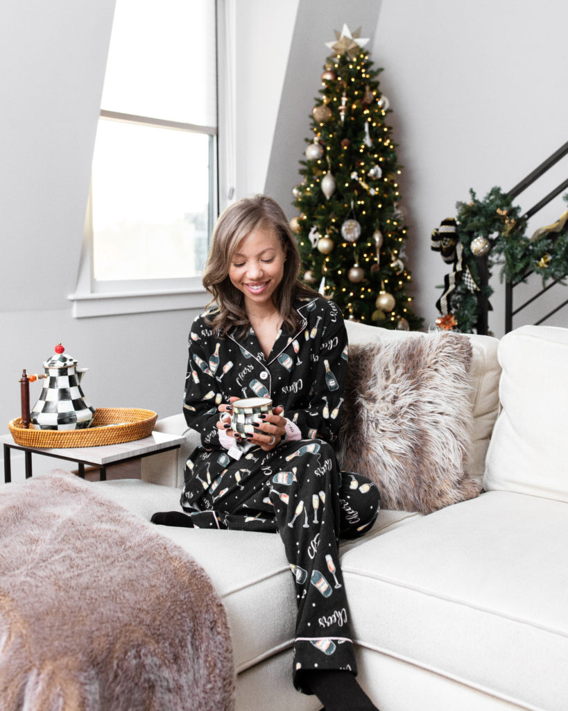 best holiday pajamas, pjs, pajama sets, holiday pjs, what to wear